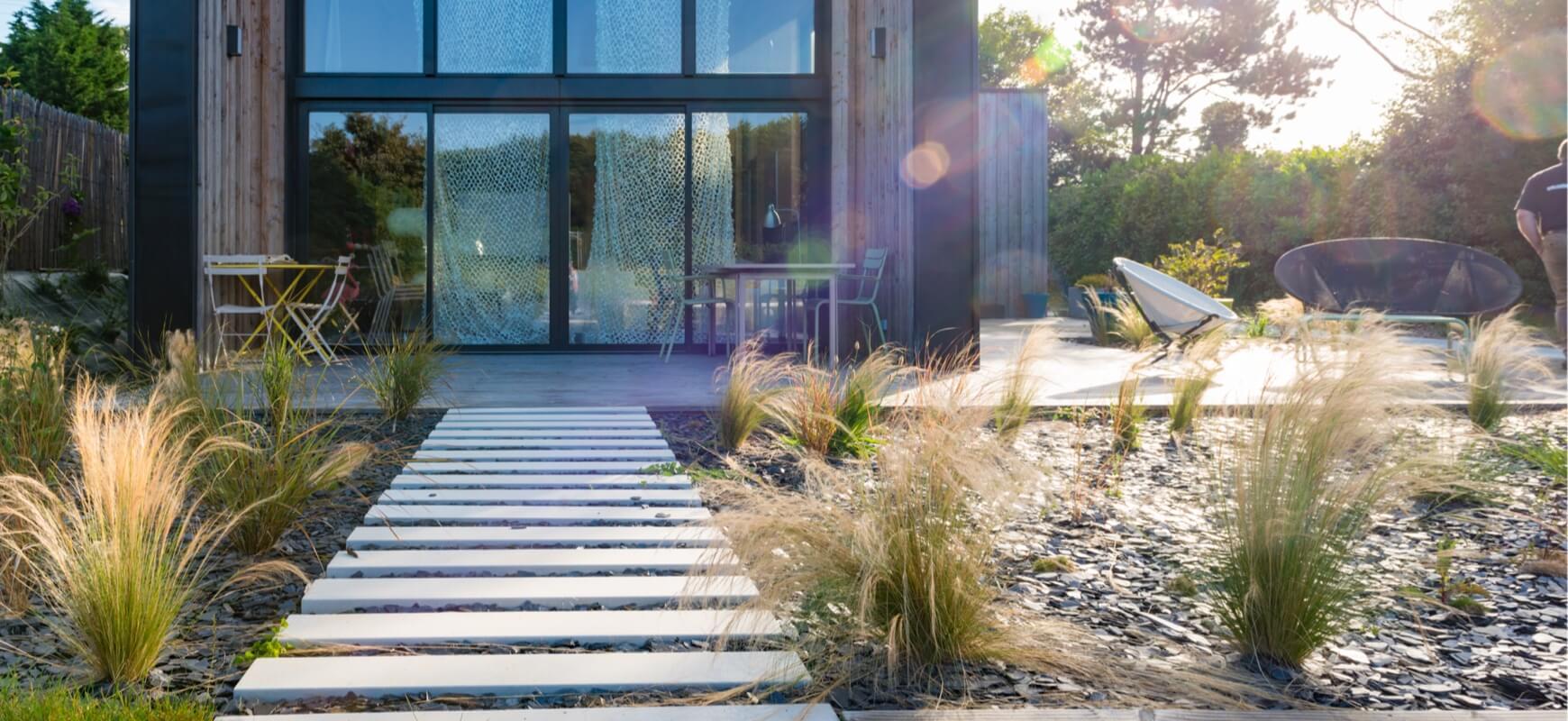 Vauthelin paysage aménagement jardin