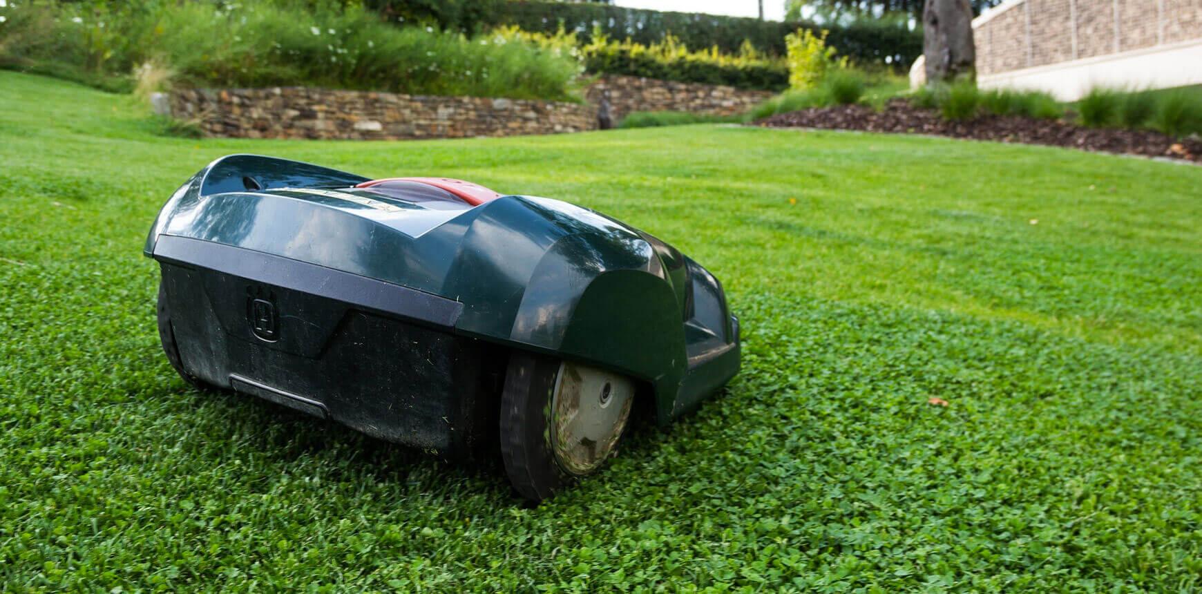 Vauthelin paysage robot tondeuse